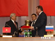 Party chief visits Russia's Sochi city
