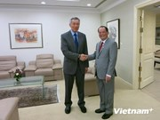 Singapore to further collaboration with Vietnam