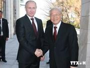 Vietnam, Russia prioritise energy cooperation