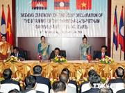 CLV summit affirms resolve to enhance links
