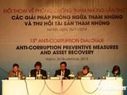 Anti-corruption dialogue focuses on prevention measures