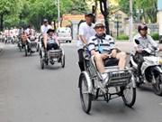 Vietnam enjoys surge in international arrivals