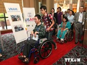 Vietnam vows to promote rights of people with disabilities