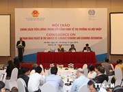 Vietnam's wage policy faces great challenges