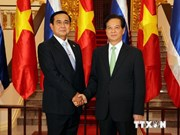 Thai PM's visit manifests strategic partnership