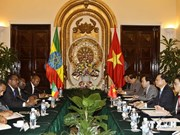 Vietnam hopes for further ties with Ethiopia