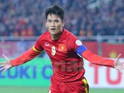 Vietnam move up one place on FIFA rankings