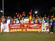Six more golds for Vietnam at AUG 17