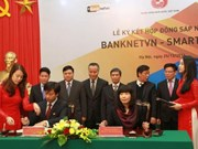 Banknetvn and Smartlink officially merged