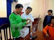 Survivor of sunken ship handed over to Philippine Embassy in Vietnam