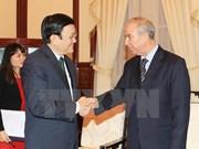 Ambassador confident in Algeria-Vietnam cooperation prospects