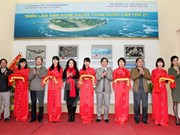 Art photos from 27th national contest showcased in Hai Phong