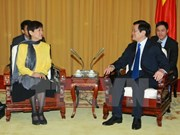 Vietnam, China promote interpersonal exchange