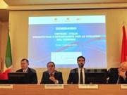 Vietnam, Italy boost tourism ties