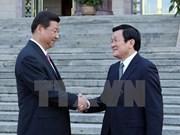 Greetings exchanged to mark Vietnam-China diplomatic ties