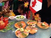 Food festival promotes cultural exchange