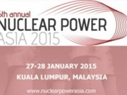 Vietnam attends 6th Asian nuclear power conference in Malaysia