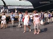 Tourists to Da Nang increase in January