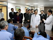 High-tech geriatric facility inaugurated in Hanoi