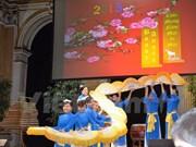 Vietnamese in France, UK, India celebrate Lunar New Year