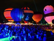 Int'l Balloon Festival to kick off in southern Thailand