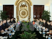 Vietnam, UK hold fourth strategic dialogue