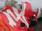Indonesia ends search operation of crashed AirAsia plane
