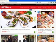 Vietnam sees online shopping on the rise