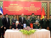 Vietnam, Israel enhance defence ties