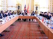 Vietnam, UK boost cooperation relations