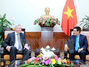 Russia's First Deputy Foreign Minister visits Vietnam