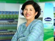 Vietnamese businesswomen in Forbes' Asia top 50 list