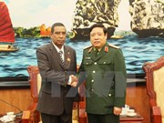 Defence cooperation with Cuba significant: Minister Thanh