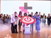 """HeForShe"" campaign launched in Vietnam"