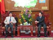 Lao delegation visits Bac Ninh province