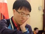 Vietnam makes good start at world chess champs