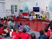 Hau Giang looks to achieve universal nursery education
