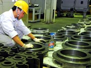 Industrial output up 12 percent in early 2015