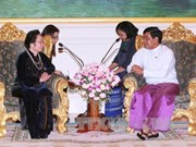 Vietnam, Myanmar talk strengthening ties