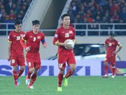 Vietnam rise on FIFA rankings globally, drop regionally