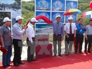 Work commences on Gac Ma memorial park