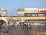 No Vietnamese dies in Kazan's trade centre fire: Ministry