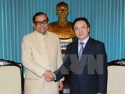 Bangladesh Workers Party visits Vietnam