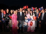 PM visits overseas Vietnamese in Australia