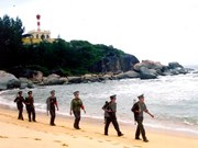 Vietnam, Australia agree to boost maritime security links