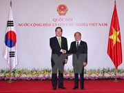 Vietnam parliament looks to strengthen ties with RoK counterpart