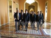 Minister Tran Dai Quang meets with senior US officials