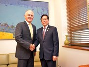 Vietnam, Australia agree to lift communications cooperation