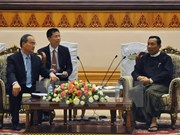 Vietnam hopes to bolster relations with Myanmar