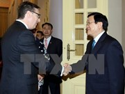 President receives head of US-ASEAN Business Council